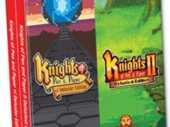 knights of pen and paper 1 2 superraregames nintendo switch cover limitedgamenews.com