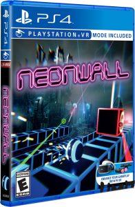 neonwall ps4 psvr cover limitedgamenews.com