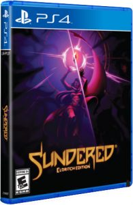 sundered eldritch edition ps4 cover limitedgamenews.com