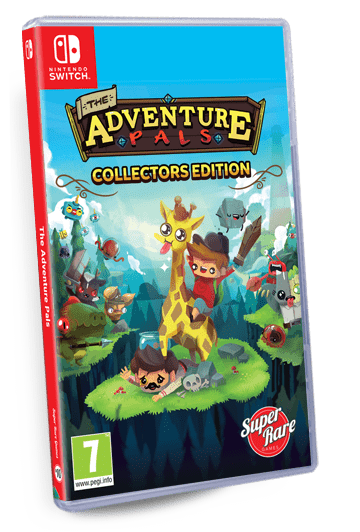 the adventure pals collectors edition nintendo switch limitedgamenews.com