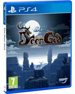 the deer god redartgames ps4 cover limitedgamenews.com