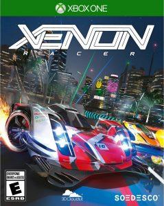 xenon racer soedesco xbox one cover limitedgamenews.com