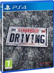 dangerous driving ps4 cover limitedgamenews.com