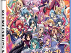 koihime enbu ryorairai limited run games ps4 cover limitedgamenews.com