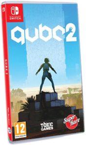 qube 2 super rare games nintendo switch cover limitedgamenews.com