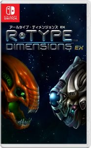 r-type dimensions ex strictly limited games nintendo switch cover limitedgamenews.com