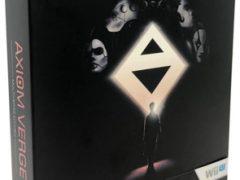 axiom verge multiverse edition limited run games wii u cover limitedgamenews.com
