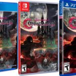 bloodstained curse of the moon retail limited run games ps4 ps vita nintendo switch cover limitedgamenews.com