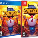 bomb chicken limited run games nintendo switch ps4 cover limitedgamenews.com