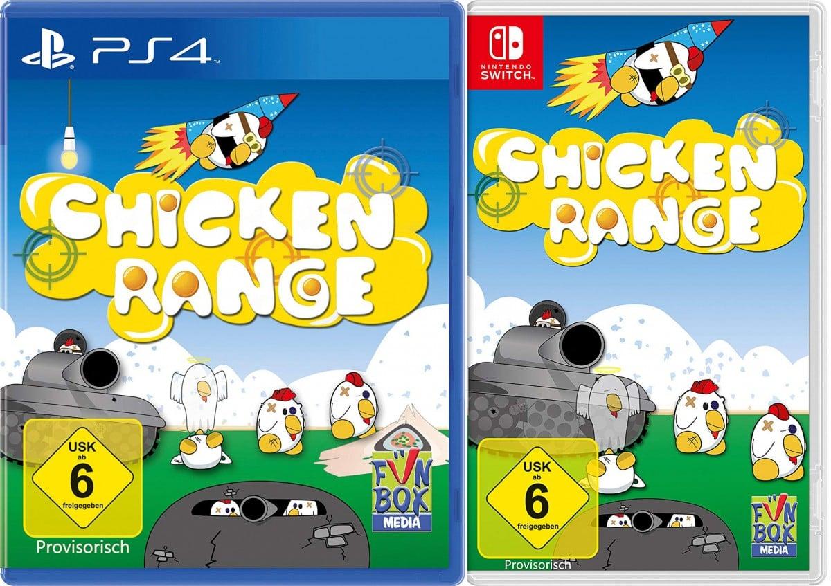 chicken range eu exclusive retail ps4 nintendo switch cover