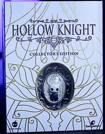 hollow knight collectors edition fangamer retail ps4 cover limitedgamenews.com