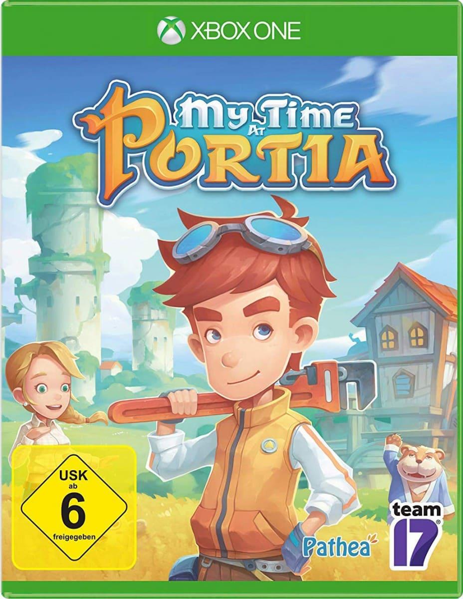 my time at portia eu retail exclusive xbox one cover limitedgamenews.com