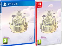 old mans journey red art games ps4 nintendo switch limitedgamenews.com