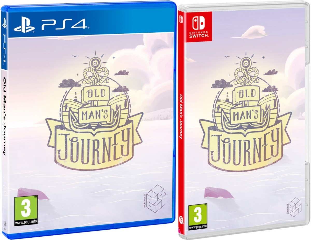 old mans journey red art games ps4 nintendo switch limitedgamenews.com