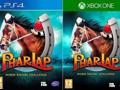phar lap horse racing challenge retail xbox one ps4 cover limitedgamenews.com