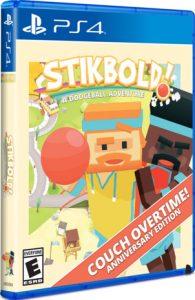 stikbold limited run games ps4 cover limitedgamenews.com