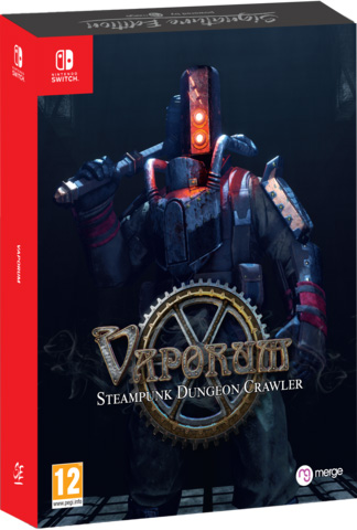 vaporum signature edition box nintendo switch cover limitedgamenews.com