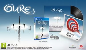 oure collectors edition retail ps4 contents limitedgamenews.com