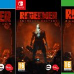 redeemer enhanced edition retail ps4 nintendo switch xbox one cover limitedgamenews.com
